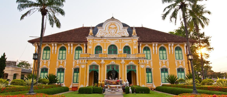 สถานที่น่าสนใจใน ปราจีนบุรี