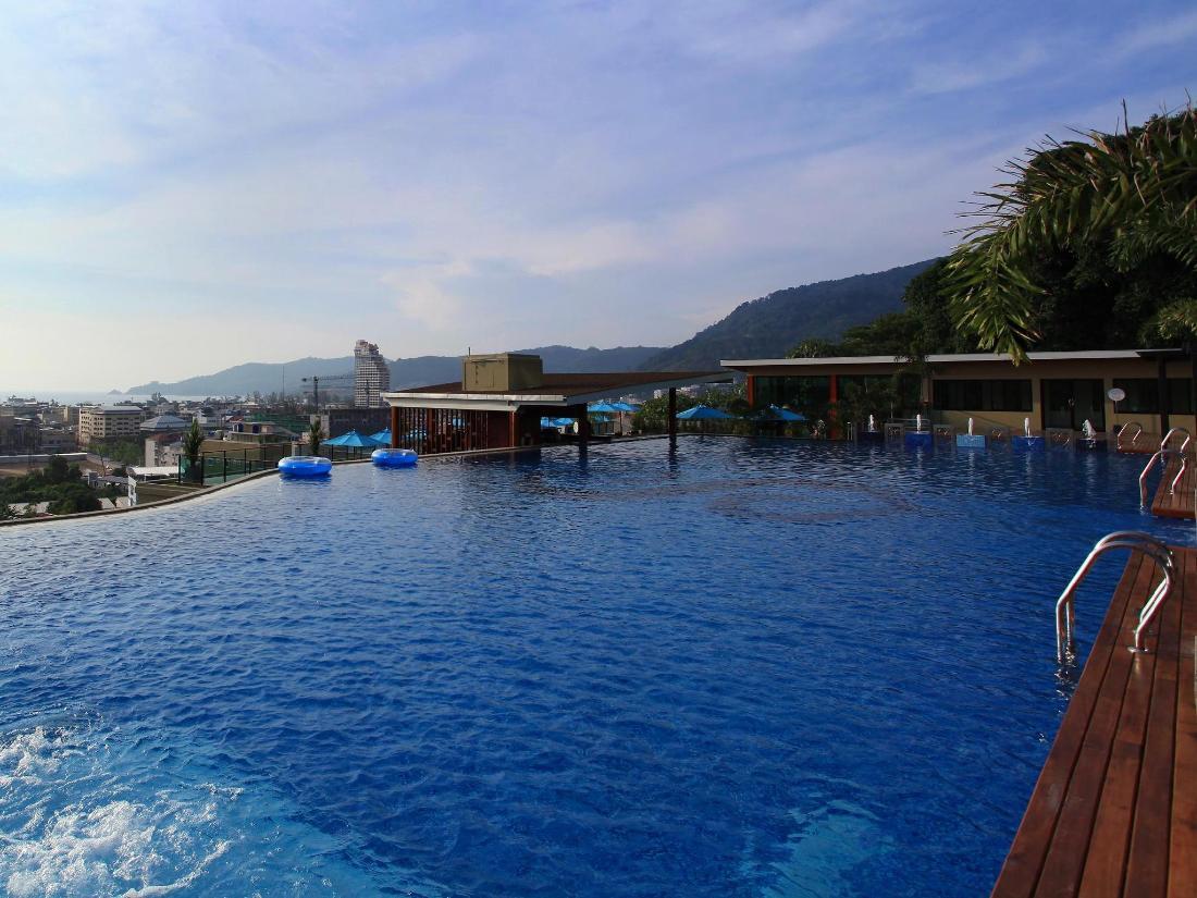 普吉岛芭东海滩感官度假村 (the senses resort  )