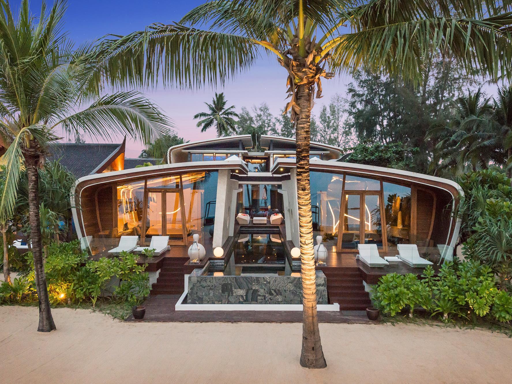英尼亚拉海滨别墅酒店