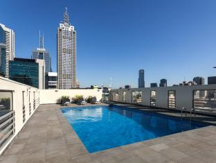 Hotel Grand Chancellor Melbourne Μελβούρνη - Πισίνα