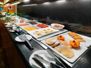 Hotel Grand Chancellor Melbourne Melbourne - Buffet