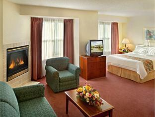 Residence Inn Boston Andover Andover (MA) - Suite Room