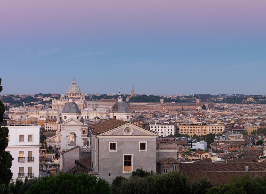 Hotel Eden – Dorchester Collection – Rome 3