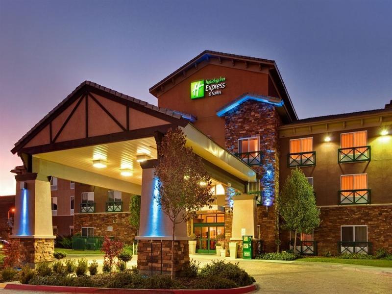 Holiday Inn Express Tehachapi Tehachapi (CA) United States