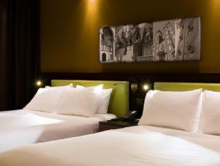 Hampton by Hilton Krakow Hotel in ➦ Krakow (Cracow) ➦ accepts PayPal.