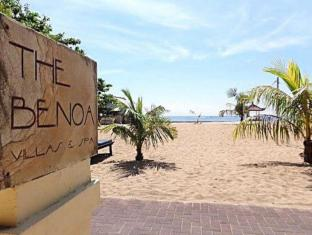 The Benoa Beach Front Villas Балі - Пляж