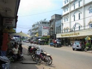 Asian Pavilion Hotel Vientián - Exterior del hotel