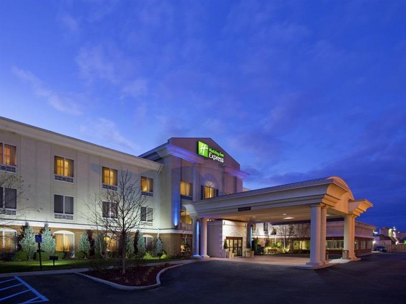 Holiday Inn Express Toledo-Oregon Oregon (OH) United States