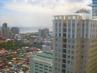 Philippines Hotel Accommodation Cheap | Taft Tower Manila Manila - City View
