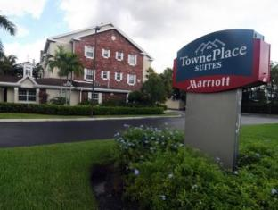 Towneplace Suites By Marriott Miami Lakes Hotel Hialeah (FL) - Exterior