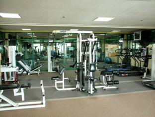 Grand Regal Hotel Davao Davao City - Ruangan Fitness