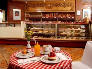 Century Park Hotel Manilla - Restaurang