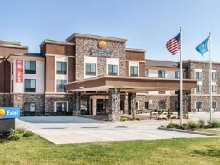 Comfort Inn Hotel in ➦ Woodward (OK) ➦ accepts PayPal
