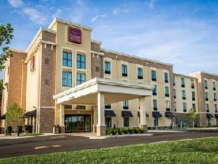 Comfort Suites Hotel in ➦ Uniontown (OH) ➦ accepts PayPal