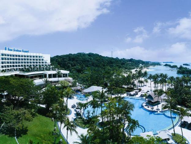 Shangri-La s Rasa Sentosa Resort and Spa - Image4
