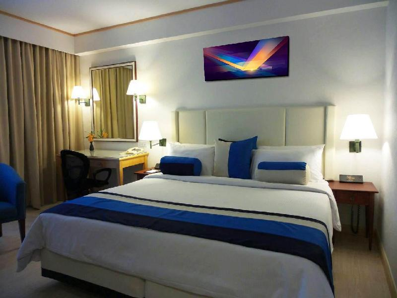 【Sukhumvit Hotel】フォーウィングス ホテル(Four Wings Hotel)