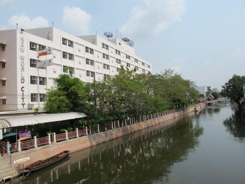 New World City Hotel Bangkok