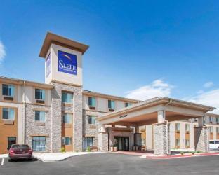 Sleep Inn and Suites Carlsbad
