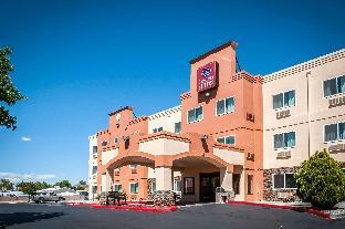 Comfort Suites North Albuquerque Balloon Fiesta Park