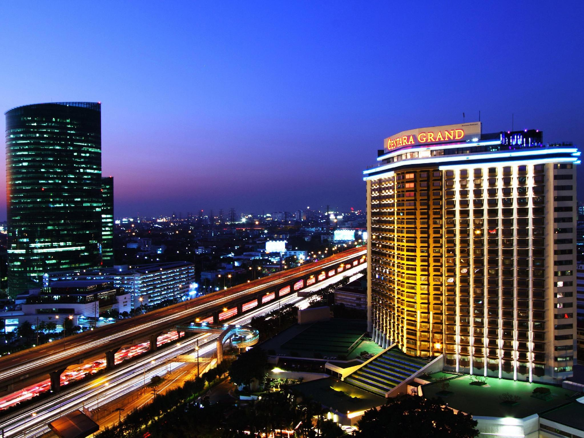 Hotel Murah di Chatuchak Bangkok - Centara Grand at Central Plaza Ladprao Bangkok
