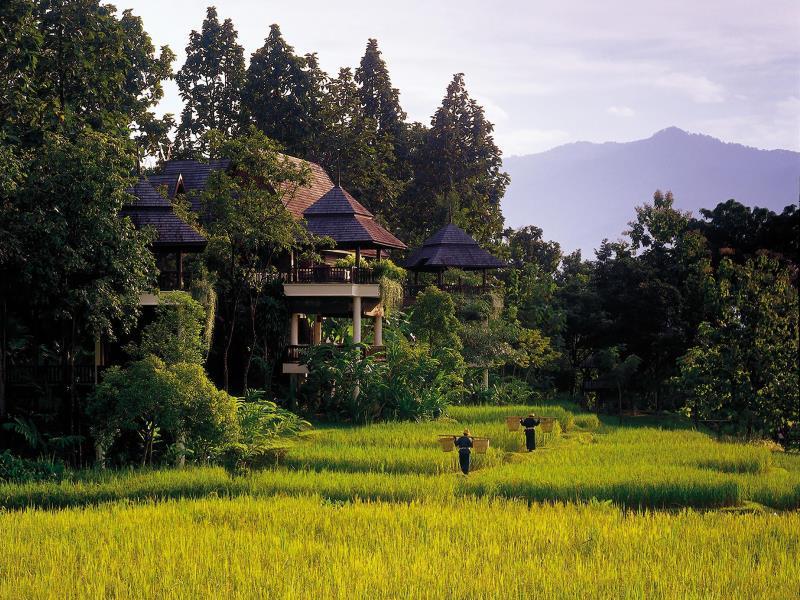 Four Seasons Resort Chiang Mai Chiang Mai