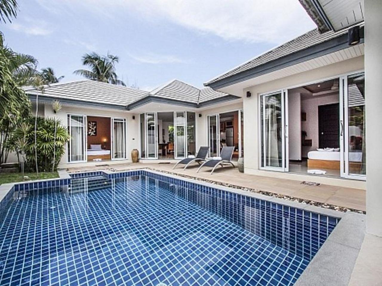 วิลลา ลิปาเลีย 204 2 เบดรูม พูล วิลลา (Villa Lipalia 204 - 2-Bedroom Pool Villa)