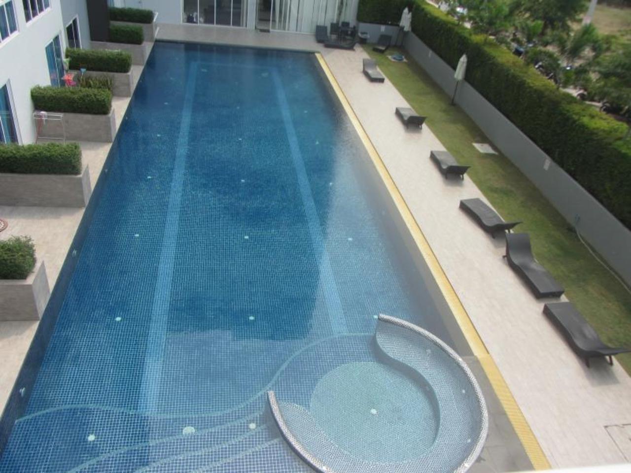 โนวานา เรสซิเดนซ์ บาย พัทยา เลตติ้ง (Novana Residence by Pattaya Lettings)