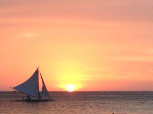 Located inside Villa de Oro Resort (pass through the beachfront) Barangay Balabag, Boracay