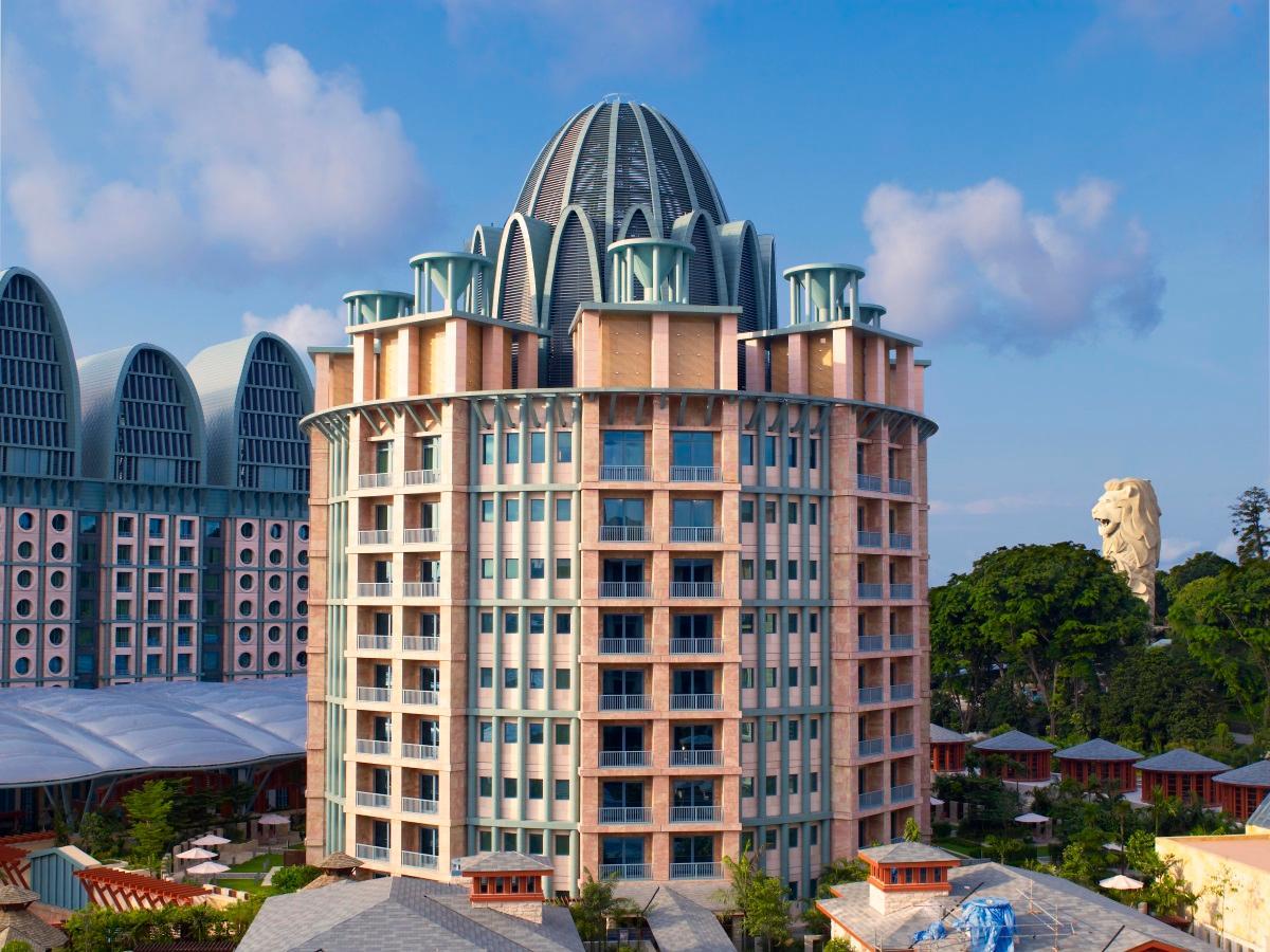 Resorts World Sentosa - Crockfords Tower image