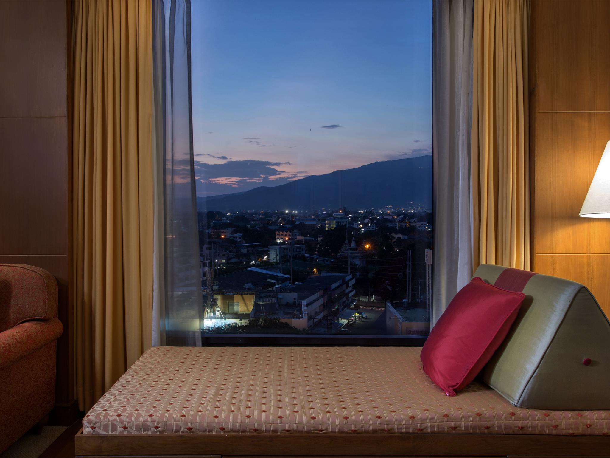 โรงแรมแชงกรี-ลา เชียงใหม่