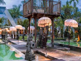 The Mansion Resort Hotel & Spa Bali - zunanjost hotela