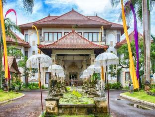 The Mansion Resort Hotel & Spa Bali - Hotel z zewnątrz