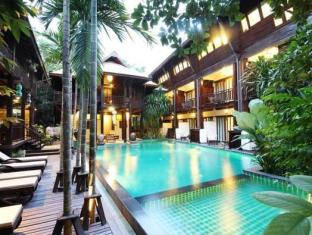 Yantarasri Resort Chiang Mai - Swimming Pool