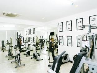 Sugar Palm Grand Hillside Hotel Phuket - Sală de fitness