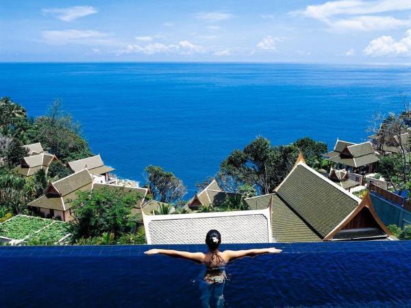 泰国普吉岛阿亚拉卡马拉度假村(Ayara Kamala Resort)