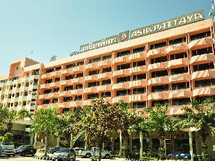 ロゴ/写真:Asia Pattaya Beach Hotel