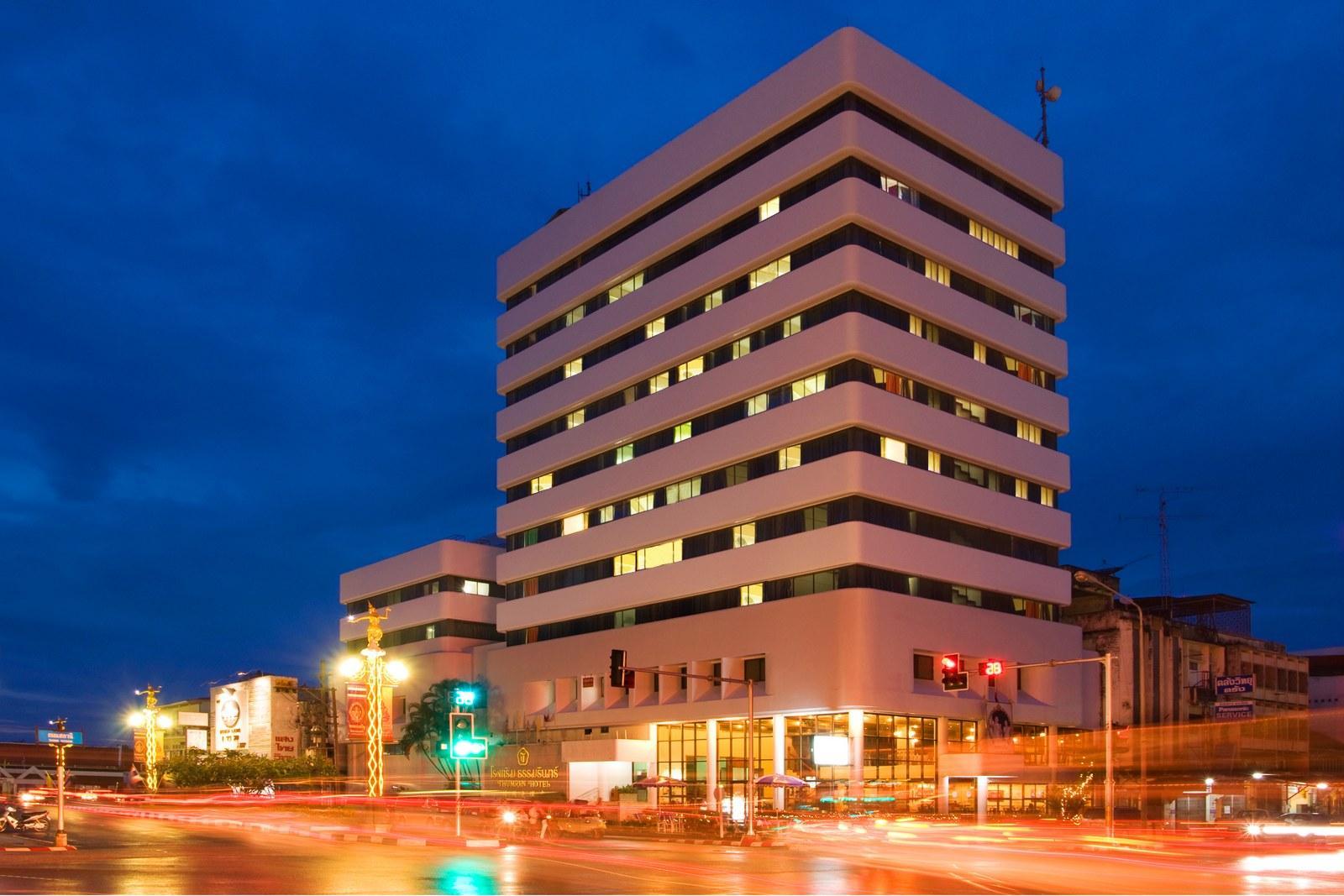 โรงแรมธรรมรินทร์