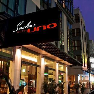 Logo/Picture:Sacha's Hotel Uno