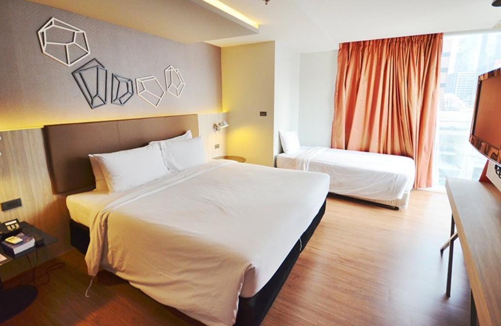 โรงแรม เดอะ เฮอริเทจ สีลม