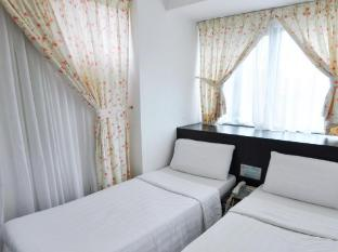 Bridal Tea House Hung Hom Winslow Hotel Hong Kong - Standard Twin Room