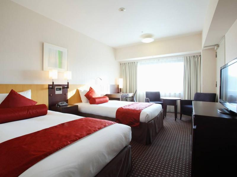 CrownePlaza ANA Narita - Latest Ratings