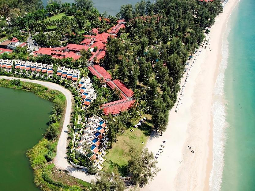 โรงแรมดุสิตธานี ลากูนา ภูเก็ต