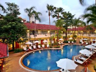 Horizon Patong Beach Resort & Spa Phuket - Hotellet udefra