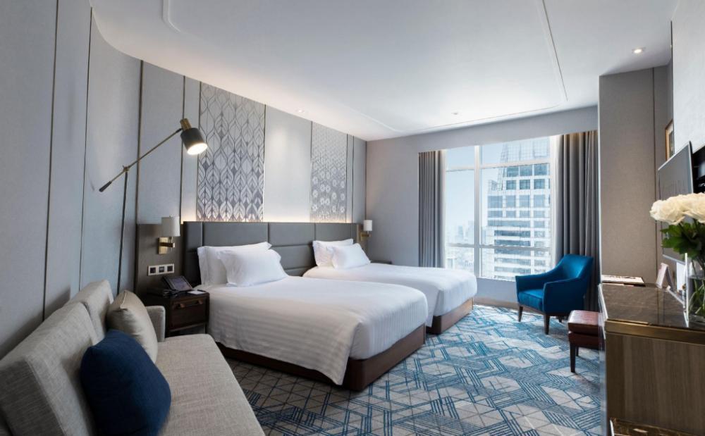 Centara Grand at Central World Hotel (SHA Certified)