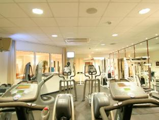 Crowne Plaza Berlin City Centre Nurnberger Hotel Berlin - Ruangan Fitness