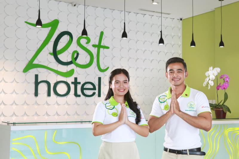 Hotel Zest Hotel Sukajadi Bandung - Jalan Sukajadi No. 16 Bandung - Bandung