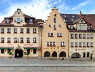 Eisenhut Hotel - Rothenburg Ob Der Tauber
