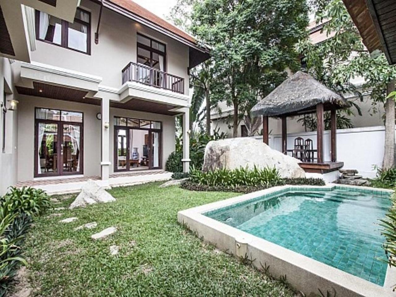 เฉวง ซันไรซ์ วิลลา 1 -3 เบด (Chaweng Sunrise Villa 1 - 3 Beds)