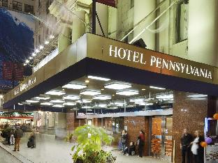 Hotel Pennsylvania Hotel in ➦ New York (NY) ➦ accepts PayPal.