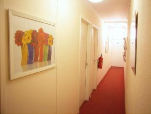 City Guesthouse Pension Berlin Berlin - Hotellet indefra